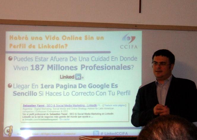 Optimizar el Perfil LinkedIn y Potenciar la Búsqueda de Oportunidades Profesionales