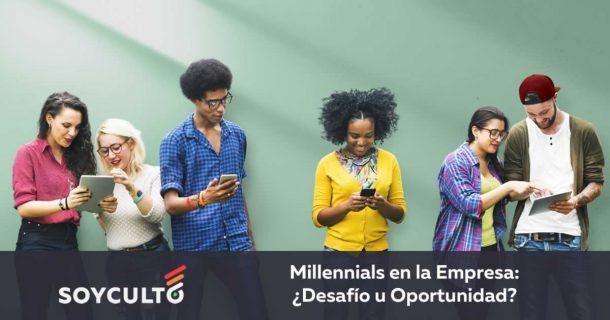 Millennials en la empresa
