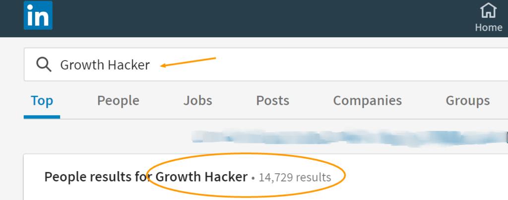 Growth Hackers en LinkedIn